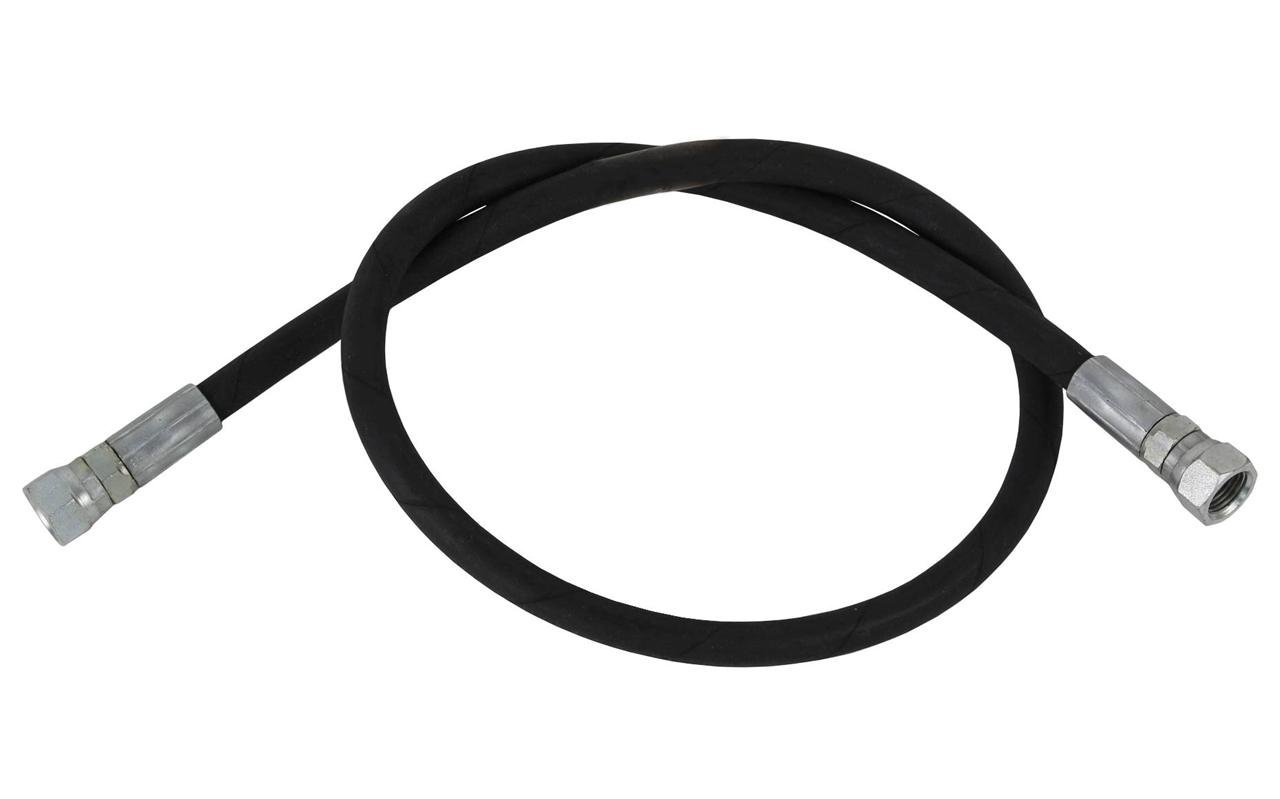 56599 56831 56599 56831 FITS FISHER 3300 PSI NEW SNOW PLOW HOSE .25 X 36 INCH W//FJIC BOTH ENDS