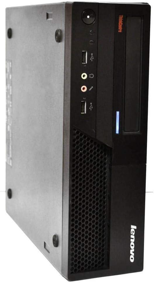 Lenovo ThinkCentre M58 Desktop with Intel Core2 Duo 3.0 GHz Processor, 8GB RAM, 2 TB Hard Drive DVD-ROM, Windows 10 Pro (Renewed)