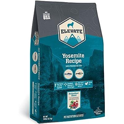 Elevate Yosemite Recipe Super Premium Dog Food