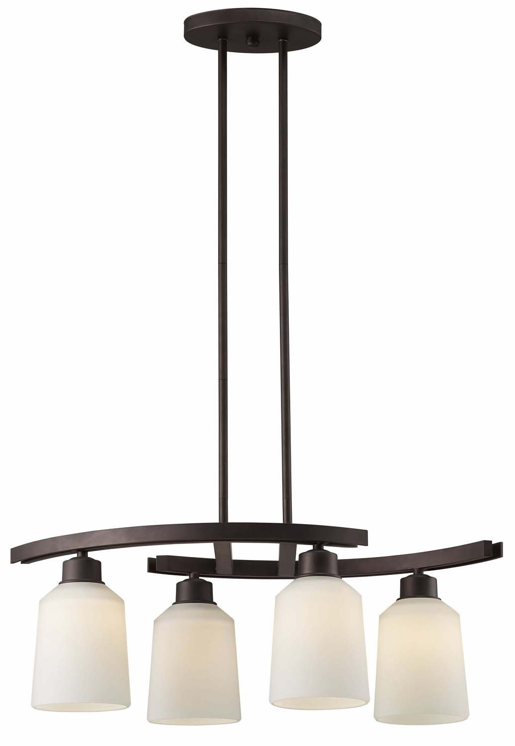 canarm ich431a04orb quincy 4 light chandelier oil rubbed bronze