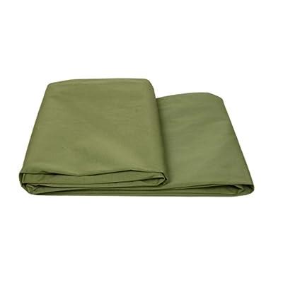 NAN Tissu imperméable à l'eau épais de bâche de protection solaire de bâche d'ombre de bâche de toile de tissu de couverture de produits extérieurs de Super peut être adapt&
