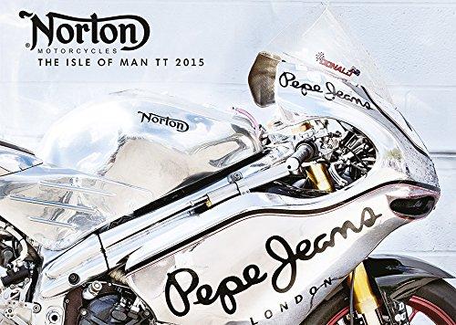 Norton Motorcycles Isle of Man TT 2015