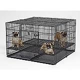 MidWest Puppy Playpen w/1″ Grid 36L x 36W x 30H Review