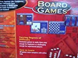Board Games - Checkers, Chess, Backgammon, Dominoes, Jigsaw, Word Search...Much More!! {Windows - 98 or Higher ..XP Compatible}