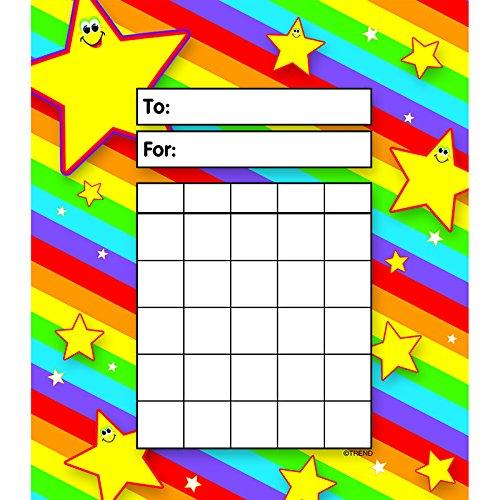 individual sticker chart - 2