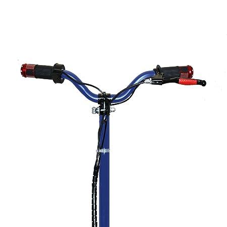 evomotion Scooters - Scooter eléctrico infantil, Evomotion Elektro, Azul