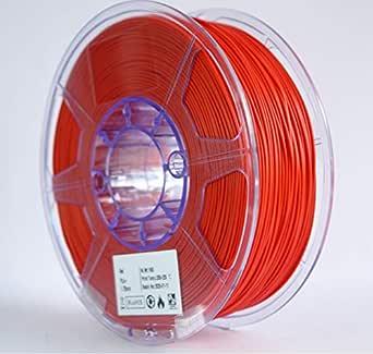 Color Plus 3D RED 1.75mm Filamento para impresora 3d