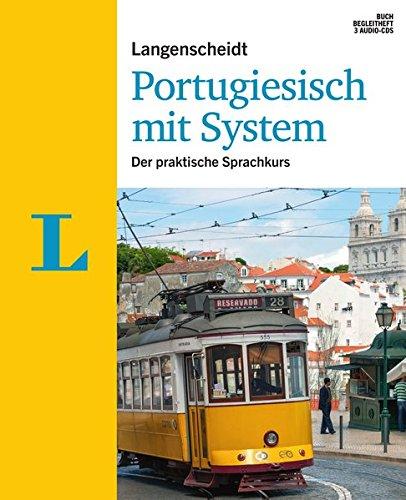 Langenscheidt Portugiesisch mit System - Set mit Buch, Begleitheft, 3 Audio-CDs: Der praktische Sprachkurs (Langenscheidt Sprachkurse mit System)