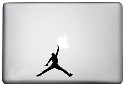 best service a0867 1c8e7 WallDecalsAndArt Jordan Sticker MacBook Pro Decal is a Jordan Decal.  Available in 11, 12