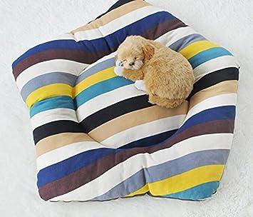 MIMOO Accesorios para Mascotas Cojín para Mascotas, Dewel Pet Bed Mats para Perros, Gatos, Mascotas (S): Amazon.es: Hogar