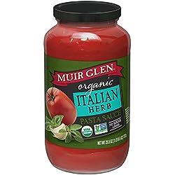 Muir Glen Organic Italian Herb Pasta Sauce, 25.5 oz