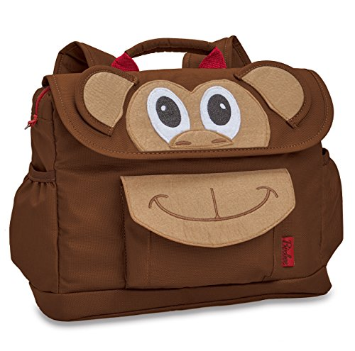 Small Comfortable Kids Animal Backpack