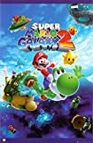 Nintendo (Super Mario Galaxy 2) Video Game Poster Print - 22x34 Poster Print, 24x36