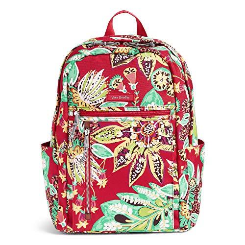 Vera Bradley Women's Small Backpack Summer, Rumba