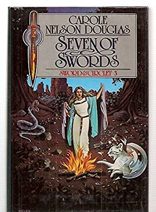 book cover of Seven of Swords
