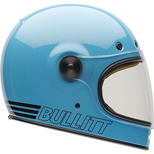 Low Profile Full Face Motorcycle Helmet - 4