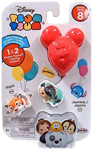 Disney Tsum Tsum Series 8 - Rajah/Jasmine/Tsumprise