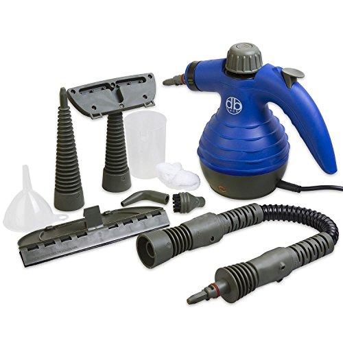 Handheld Steam Cleaner Multi Purpose Electric Portable Steamer Home Auto Carpet (Portable Auto Steam Cleaner compare prices)