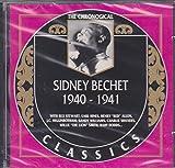 Sidney Bechet, 1940-1941