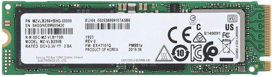 SSD PCI-E X4 M.2 NVMe 3.0, capacidades de Unidad de Estado sólido ...