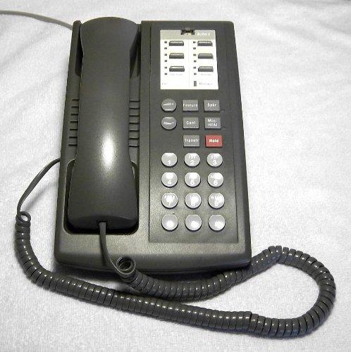 Partner 6 Button Telephone Non Display Grey Lucent Avaya (6 Display Telephone Button)
