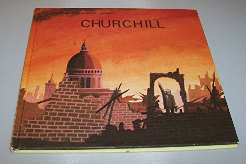 Churchill; pictures by Raymond Renard, (Men of brilliance)
