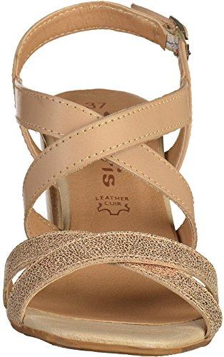 Tamaris Femmes 1 38 28011 Beige Sandale wqfH8wv