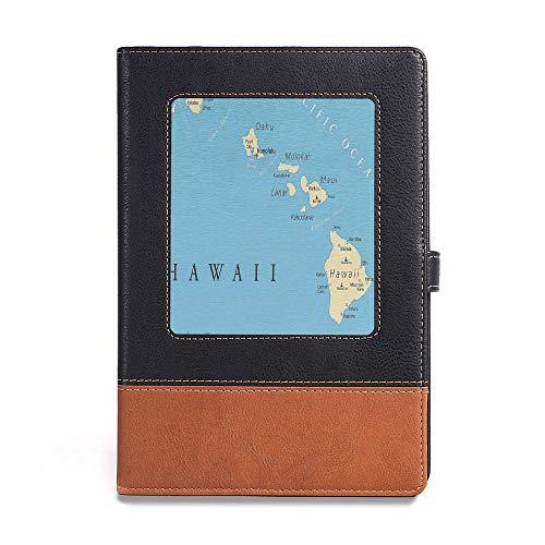 Environmental-friendly notebook,Hawaiian Decorations,A5(6.1