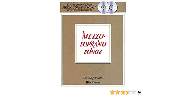 Mezzo Soprano Songs