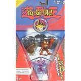 YuGiOh Figure 3 Pack: Kuriboh/Exodia/Dark Magician Series 9 by Yu-Gi-Oh!