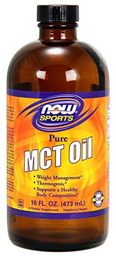 MCT Oil New Foods Liquid