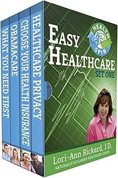 Easy Healthcare Set One by [Rickard, Lori-Ann]
