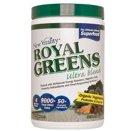 New Vitality Blend green Antioxidants Supporting
