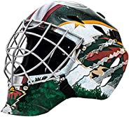 Franklin Sports GFM 1500 NHL Minnesota Wild Goalie Face Mask