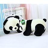 Cute Plush Stuffed Animal Doll Push Pull Panda Bear Plush Pillow