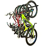 StoreYourBoard Omni - Soporte de Pared para 5 Bicicletas (Ajustable)