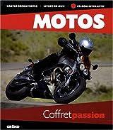 Motos : Coffret passion (1Cédérom)