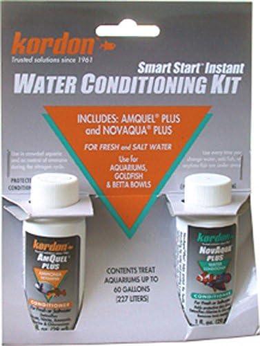 KORDON  31309   NovAqua Plus & AmQuel  Plus  Water Conditioning Kit;  .25 ounce