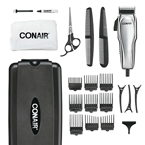 Conair Custom Cut 21-piece