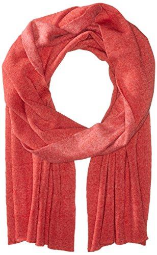 Alternative Men's Eco Fleece Slim Scarf, True Red, One Size