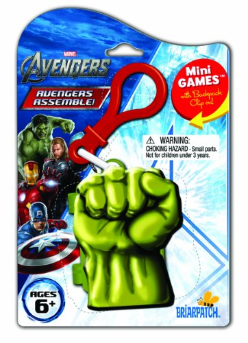 [Marvel Hulk Sculpted Mini Game] (Magnificent Movie Costume)
