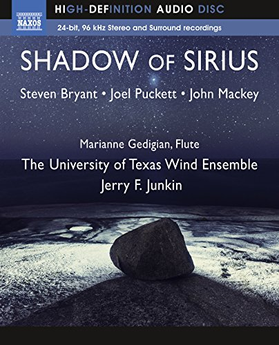 Shadow of Sirius (Blu-ray Audio)