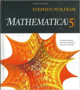image for The Mathematica Book, Fifth Edition