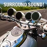Boss Audio Systems MC470B Motorcycle Bluetooth