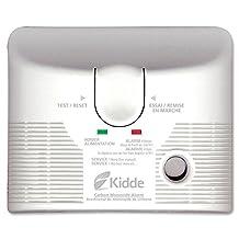 Kidde Plug-in Carbon Monoxide Alarm with Battery Backup 9000215005