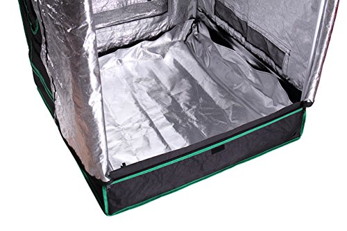 """51zagkLrogL - Hydro Crunch Hydroponic Grow Tent, 24"""" x 24"""" x 60"""""""
