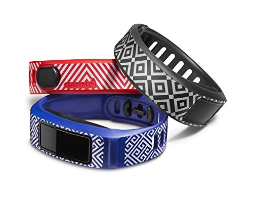 Garmin vívofit2 Style Collection Wrist Bands (Small) (Blu...