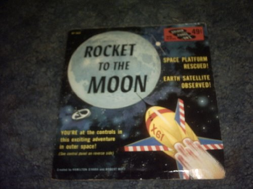 Rocket to the Moon 45 Rpm Record