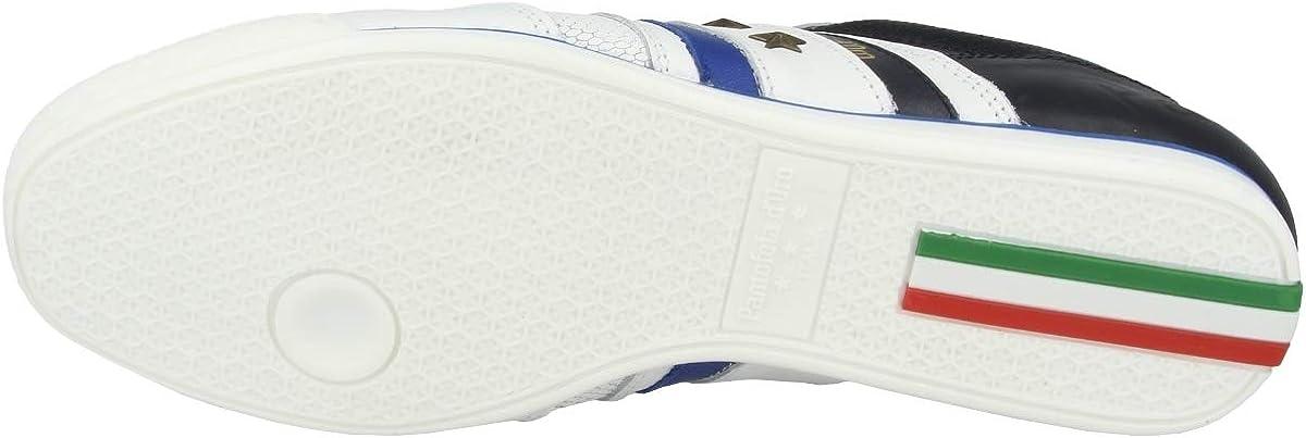 Pantofola d'Oro Low Imola Crocco, Uomo Bright White 10203065 1 Fg