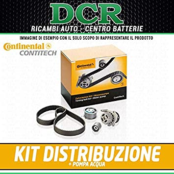 Continental Contitech ct1105wp1 Bomba de agua + kit correa de distribución: Amazon.es: Coche y moto